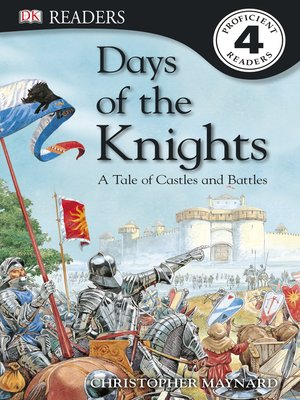 cover image of Days of the Knights